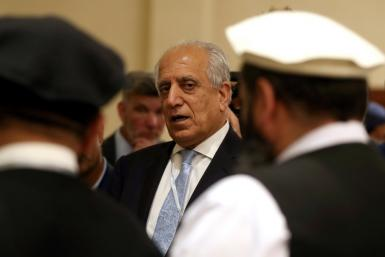 US Special Representative for Afghanistan Reconciliation Zalmay Khalilzad is returning to Doha for peace talks with the Taliban