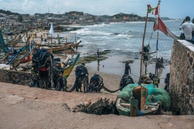 Ghana is looking to use the new connections it is forging to convince the descendants of slaves to resettle for good and help the country develop