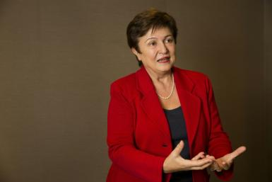 Kristalina Georgieva, the EU's candidate to serve as IMF managing director, turned 66 on August 13, 2019, making her just a few days too old to lead the organization according to rules in place since 1951