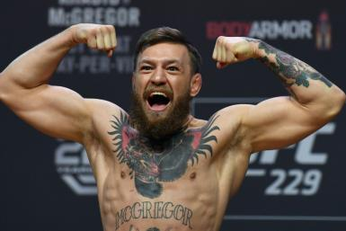 Conor McGregor has apologised for his unprovoked attack on a man in a Dublin pub