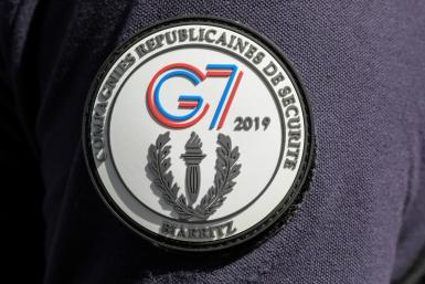 GettyImages-G7 Logo
