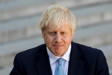 Johnson dipped his toes into international diplomacy earlier in the week, meeting German Chancellor Angela Merkel and France's Emmanuel Macron to discuss his Brexit plans