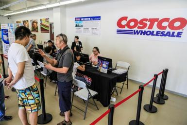 The fact that Chinese consumers are already familiar with a membership supermarket model could work to Costco's advantage