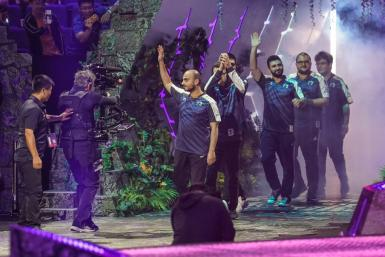 They may have lost, but there will be the consolation of a cheque of $4.5 million for Team Liquid for taking second place