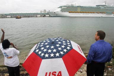 GettyImages-Cruise Ship in Miami
