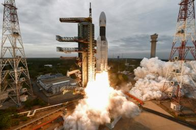 India's Chandrayaan-2 mission, which blasted off on July 26, 2019, cost just $140 million
