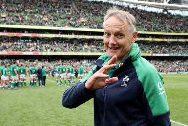 Joe Schmidt wants to take Ireland to their first ever World Cup semi-final a fitting finale to his remarkable six year tenure
