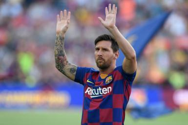 Can Lionel Messi make his mark on the Champions League again, or is it time for a fresher face to be the big star of the competition?