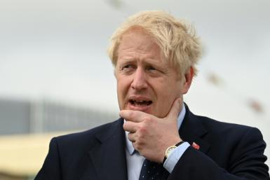 Johnson insists progress has been made in talks with the EU's Brexit team