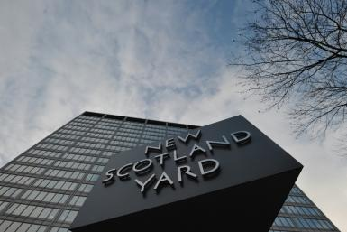 London's Metropolitan Police said it will start providing Facebook in October with footage of training by its forearms command unit