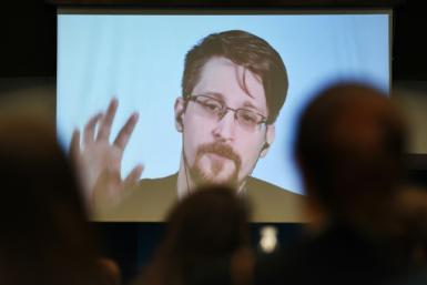 The US Justice Department sued former National Security Agency contractor Edward Snowden in an attempt to block him from profiting from his new book