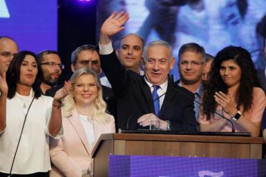 If results hold, it will be a major setback for Prime Minister Benjamin Netanyahu who hoped to form a right-wing coalition similar to his current one as he faces the possibility of corruption charges in the weeks ahead