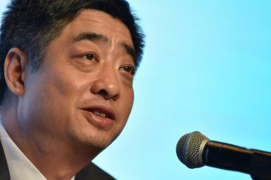 Ken Hu said Huawei has 'a lot of challenges ahead of us'