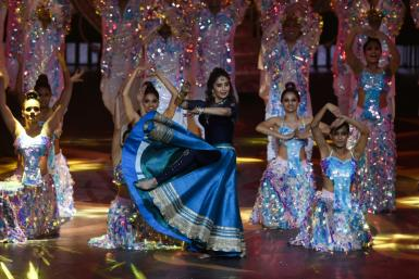 The International Indian Film Academy (IIFA) awards went on into the early hours of Thursday