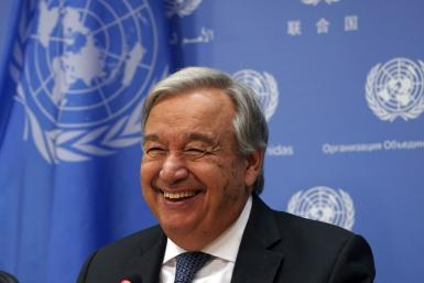 UN Secretary-General Antonio Guterres says that experts have headed to Saudi Arabia to probe attacks on oil facilities