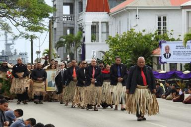 Akilisi Pohiva had suffered from ill health for years and died in Auckland
