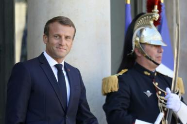 "French President Emmanuel Macron said the months of ""yellow vest"" protests have taught him ""to listen to people much better."""