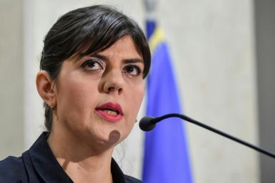 Laura Codruta Kovesi was instrumental in launching fraud probes in Romania against 14 former or current ministers, 43 lawmakers and more than 260 local officials between 2013 to July 2018, when the government fired her.