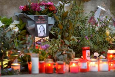 The murder of investigative journalist Daphne Caruana Galizia sparked a popular outcry in Malta -- but under Maltese law a slew of libel suits against her were transferred to her family, which the Council of Europe says should be dropped