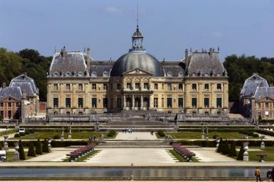 The Vaux-le-Vicomte palace, set amid sumptuous gardens about 50 kilometres (30 miles) southeast of Paris, has been owned by the same family since 1875.