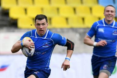Vasily Artemyev will captain Russia in Friday's Rugby World Cup opener against Japan