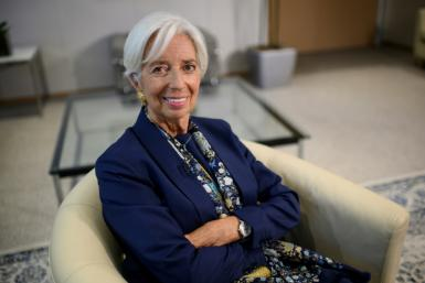 Outgoing IMF Managing Director Christine Lagarde said peace is a key requirement for development in Africa