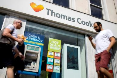 The UK travel agent and tour operator Thomas Cook risks collapsing if it doesn't secure more emergency funding