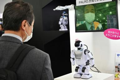 Robots are already widely used in Japan -- from cooking noodles to helping patients with physiotherapy