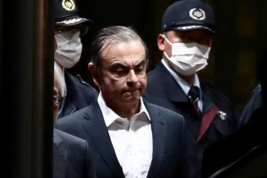 US securities regulators on Monday charged Japanese automaker Nissan and its former CEO Carlos Ghosn with hiding more than $140 million in Ghosn's expected retirement income from investors
