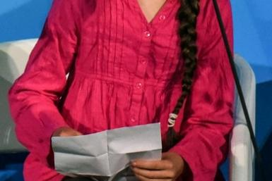 Greta Thunberg made an impassioned speech at the UN earlier this week, berating world leaders for inaction over global warming