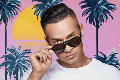 """Jersey Shore Star Mike """"The Situation"""" Sorrentino"""