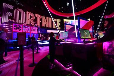 Fortnite, which is free to play, has 250 million users worldwide