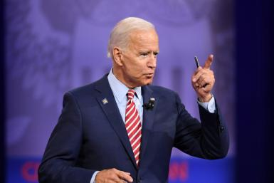 Democratic White House hopeful Joe Biden is pushing back fiercely against US President Donald Trump, who has repeatedly criticized the former vice president and accused him, without evidence, of being involved in corruption in Ukraine