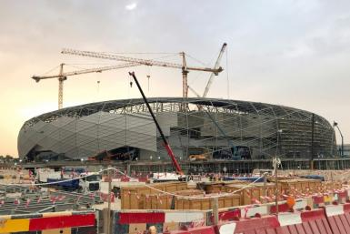 Qatar has launched a slew of vast construction projects hiring foreign workers as it prepares to host the 2022 World Cup