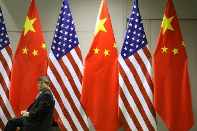 China-US relations have been tense for months as both sides try to thrash out a trade deal