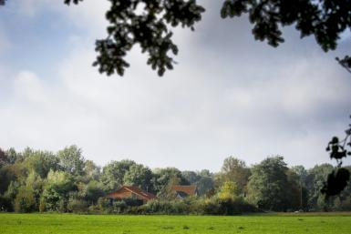 """Dutch police suspect that """"a certain belief in life or faith"""" might be why six young people could have remained at this secluded farmhouse since 2010"""