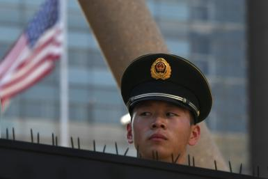 The detentions come amid diplomatic and trade tensions between China and the United States