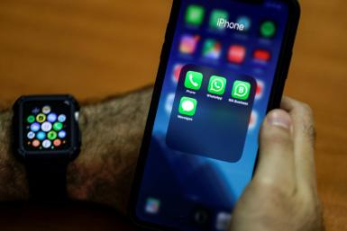 The information minister says users will be charged a 20 cent fee for each call made through messaging applications such as WhatsApp and Viber