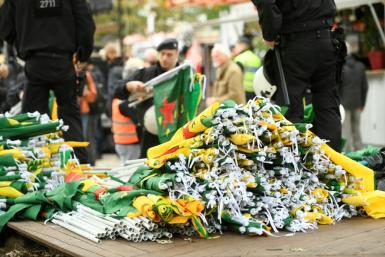 Thousands are to take to the streets for a pro-Kurdish demonstration in Cologne Saturday