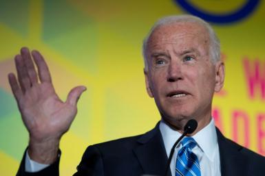 2020 Democratic presidential hopeful former US Vice President Joe Biden appears to be the target of Russian attacks on Facebook, according to data from the social network