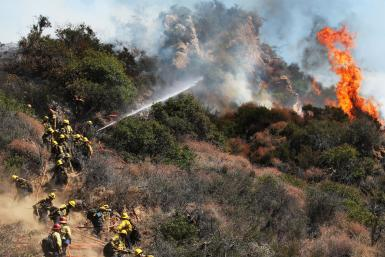pacific palisades fire