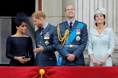 Prince Harry acknowledged his relationship with his brother Prince William has 'good days' and 'bad days'