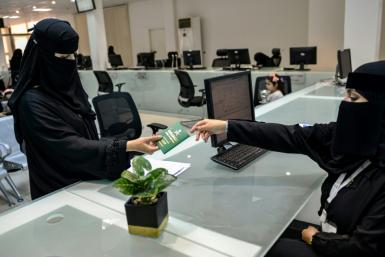 Saudi Arabia now allows women over the age of 21 to obtain passports without seeking the approval of their 'guardians'