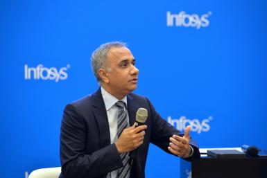 The company said CEO Salil Parekh has been recused from the investigation to ensure its independence