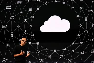Chief Executive Satya Nadella of Microsoft has led the company's new focus on cloud computing which has helped it grow to a value of $1 trillion
