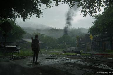 The Last of Us Part 2 - Ellie