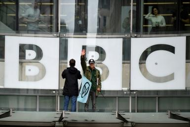 Less than half of Britons between the ages of 16 and 24 report watching BBC TV channels at least once a week, the UK broadcasting regulator says