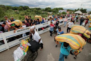 The number of Venezuelan refugees and migrants is expected to reach 6.5 million in the coming year
