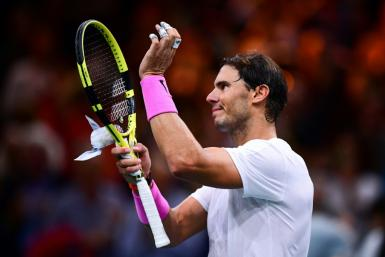 Nadal is closing in on a first Paris Masters title