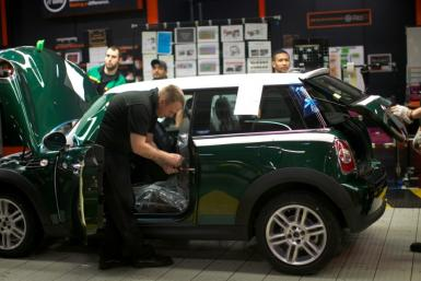 A recovery in auto sector helped manufacturing avoid a slowdown